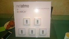 Le nouvel objet de Netatmo : Le Thermostat Wifi