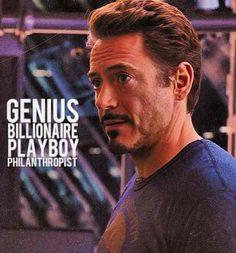 Tony Stark everyone.