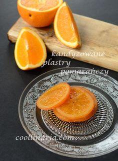 Kandyzowane plastry pomarańczy