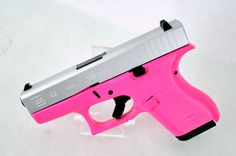 "Glock 42 Hot Pink .380 ACP 3.25"" [New in Box] $529.99   MMP Guns"