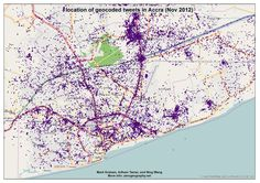 Zero Geography: Mapping Twitter in African cities