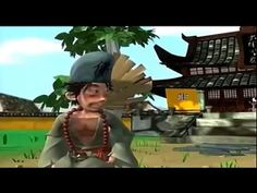 Tế Điên Hòa Thượng   Tế Điên, Tế công  phim hoạt hình phật giáo