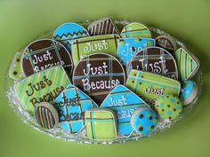 Just Because..... by East Coast Cookies, via Flickr