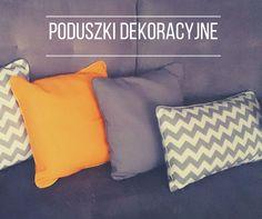 poduszki home decor