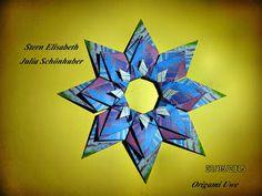 Origami, Fleurogami und Sterne: Nachtrag zum Stern Elisabeth
