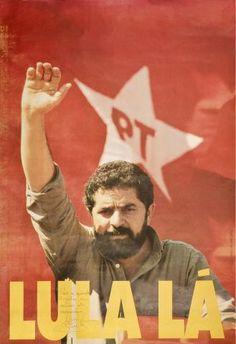 Lula Lá! Political Posters, Political Art, Art Reference, Politics, Ads, Humor, Wallpaper, Sociology, Brazil