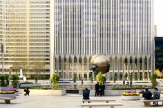 World Trade Center Plaza, 1992