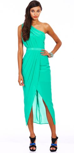 Seduce palm beach maxi dress