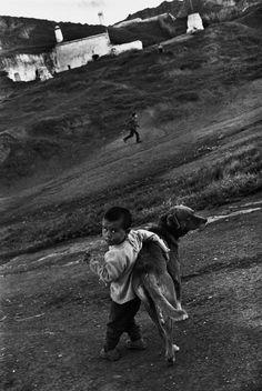 Josef Koudelka. 1971, Spain