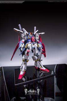 [完成] 1/60 MSZ-010 ZZ Gundam | 프라모델 캐릭터모형 갤러리 | 루리웹 모바일