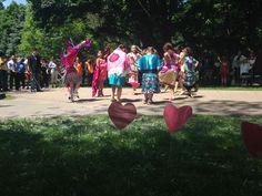 "Hundreds of children to ""plant"" a heart garden as part of closing ceremonies for #TRC #cbcott #ottnews"
