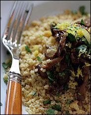 Recipe of the Week: Mushroom Ragout : TreeHugger
