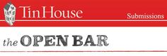 The Open Bar is the online arm of Tin House—a daily blog featuring previously unpublished fiction, nonfiction, poetry, interviews, comics, and more.When Tin House Magazine's current issue is themed (March-May, September-November), the blog will regularlyfeature work on the same theme.The Open Bar does not accept pitches.Please submit only one completestory or essay (word count dependent on category), or up to three poems at a time. Multiple submissions will not be read. Please do not…