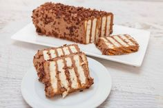 Čokoladna keks torta iz Bebine kuhinje. Pogledajte i ostale domaće video recepten na www.bebinakuhinja.com