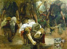 Heridos de Safet Zec
