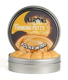 Crazy Aaron's Thinking Putty: Solar Wind - The Granville Island Toy Company