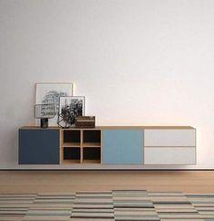 Super Living Room Tv Wall Vintage Credenzas Ideas #wall #livingroom