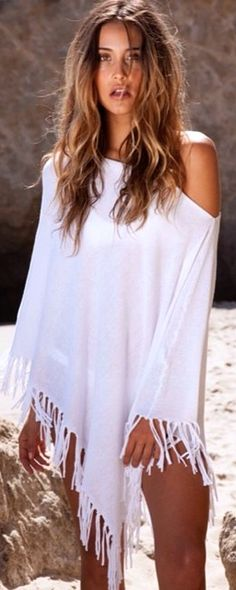 LOVE THE LOOK IN WHITE BELLA DONNA