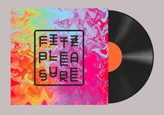 Alt-J Record Sleeves by Eve Warren, via Behance