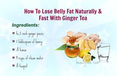 23 Natural Ways How To Lose Belly Fat Fast for A Slimmer Stomach