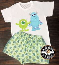 Cute Disney Outfits, Cute Lazy Outfits, Kids Outfits Girls, Teenager Outfits, Girly Outfits, Cool Outfits, Cute Pajama Sets, Cute Pjs, Cute Pijamas