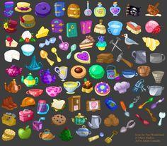 Faro Wonderland Icons by Ceydran on deviantART