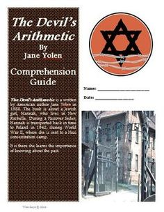 This is the most comprehensive teacher-created resource for The Devil's Arithmetic by Jane Yolen. Reading strategies are the main focus with these ...$20
