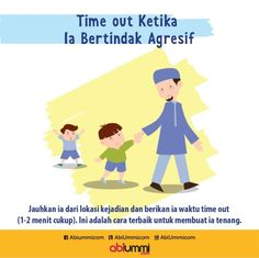 Time out ketika ia bertindak agresif psikologi mendidik anak Gentle Parenting, Parenting Quotes, Kids And Parenting, Parenting Hacks, Islam For Kids, Kids Education, Children, Doa, Reflexology