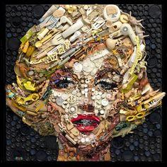 Kirkland Smith - Marilyn - ArtPrize Entry Profile - A radically open art contest, Grand Rapids Michigan