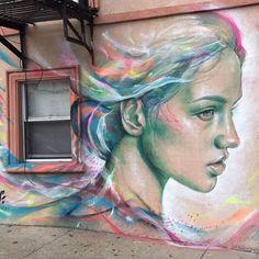 Valdi street art