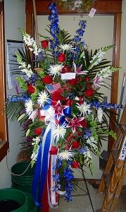Military Floral Arrangements Google Search Military Arrangements Pinterest Floral