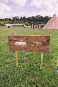 Chilled Festival Tipi Lavender Wedding