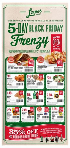 Lowes Weekly Ad November 26 - December 1, 2015 - http://www.olcatalog.com/grocery/lowes-weekly-ad-circular.html