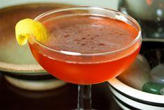 Drink: The Carver Gin Lemon, Fresh Lemon Juice, Cocktail Recipes, Cocktails, Drinks, Cranberry Bog, Drink List, Simple Syrup, Tart