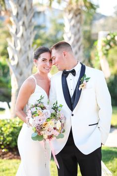 Elegant Coastal Garden Wedding. With hughs of blush, antique pink, and gold topped off with the classic white tux and black tie. This was a simply stunning wedding White Tux, Coastal Gardens, Gold Top, Classic White, Black Tie, Garden Wedding, Blush, Antique, Weddings