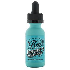 Ben Jonson's Awesome Sauce Snickelfritz - Tantalize you're taste buds with an aromatic blend of tangy kiwi, succulent watermelon and juicy peach.70% VG