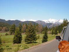 Mt. Stuart Range