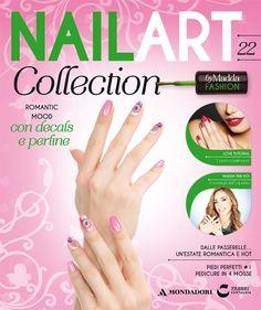 #NailArt #edicola #collezione #unghie #smalto