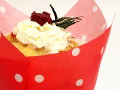 Muffins Tricolore - Italienisches Essen