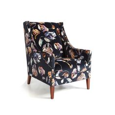 HACKNEY EMPIRE 'Geffrye' Chair - Midnight