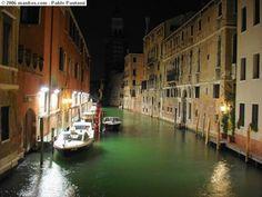 Foto de Venecia, Italia, VENECIA, ITALIA - VENECIA DE NOCHE