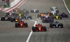 Formula 1 on ESPN sees massive improvement; IndyCar thrilled in Phoenix