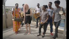 Jah Baba & his band ft. Joss Stone - Benin