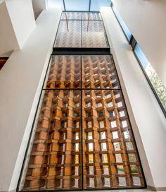 Celosía de ladrillo (De BANG arquitectura)