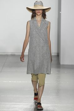 New York Fashion Week, SS '14, Suno