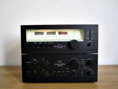 Vintage Sansui TU-919 Quartz Locked Stereo Tuner /  Radio / HIFI / Sansui Audio