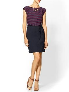 Marc by Marc Jacobs Veronica Dot Dress   Piperlime