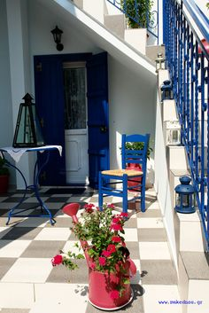 Greek house by papadimitriou