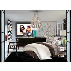 """Teen room"" by tanyaf1 on Polyvore"