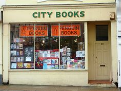 City Books Brighton Carlton Hill, Brighton And Hove, Penguin Books, Slums, Wonderful Things, Outlets, City, Retail, England